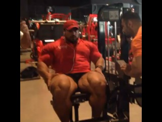 Roelly Winklaar - 5 Weeks Out from Mr.Olympia 2014