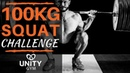 Kung-Fu Vs Powerlifting - CEO Does Squat Challenge (Surprising Result)