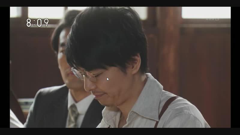 NHK asadora Manpuku episode 62