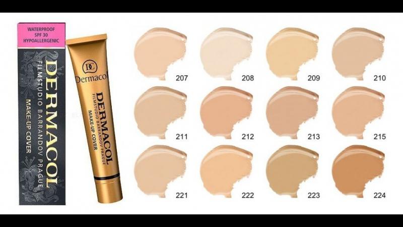 Тональный крем Make-up cover Dermacol