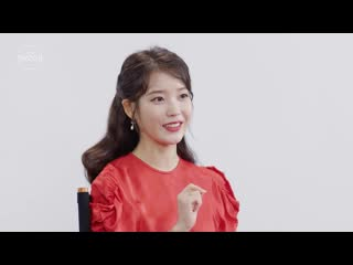 [INTERVIEW] 190418 @ Lee Ji-eun (IU) Shares about her Netflix Debut Persona