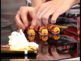 ПОДАРКИ СВОИМИ РУКАМИ - Мастер-класс по букетам из конфет на День Влюбленных