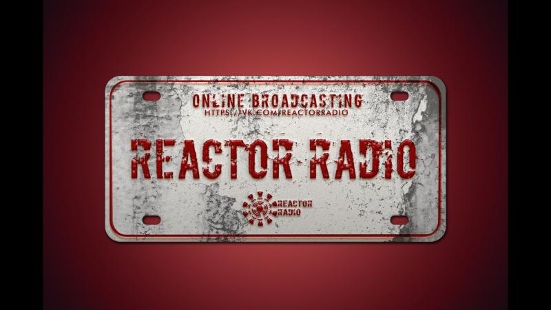 Roma N - Reactor Radio LIVE (Singularity 5.05.2018)