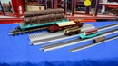 Model Trains And The Difference Between the Sizes Scales And Gauges
