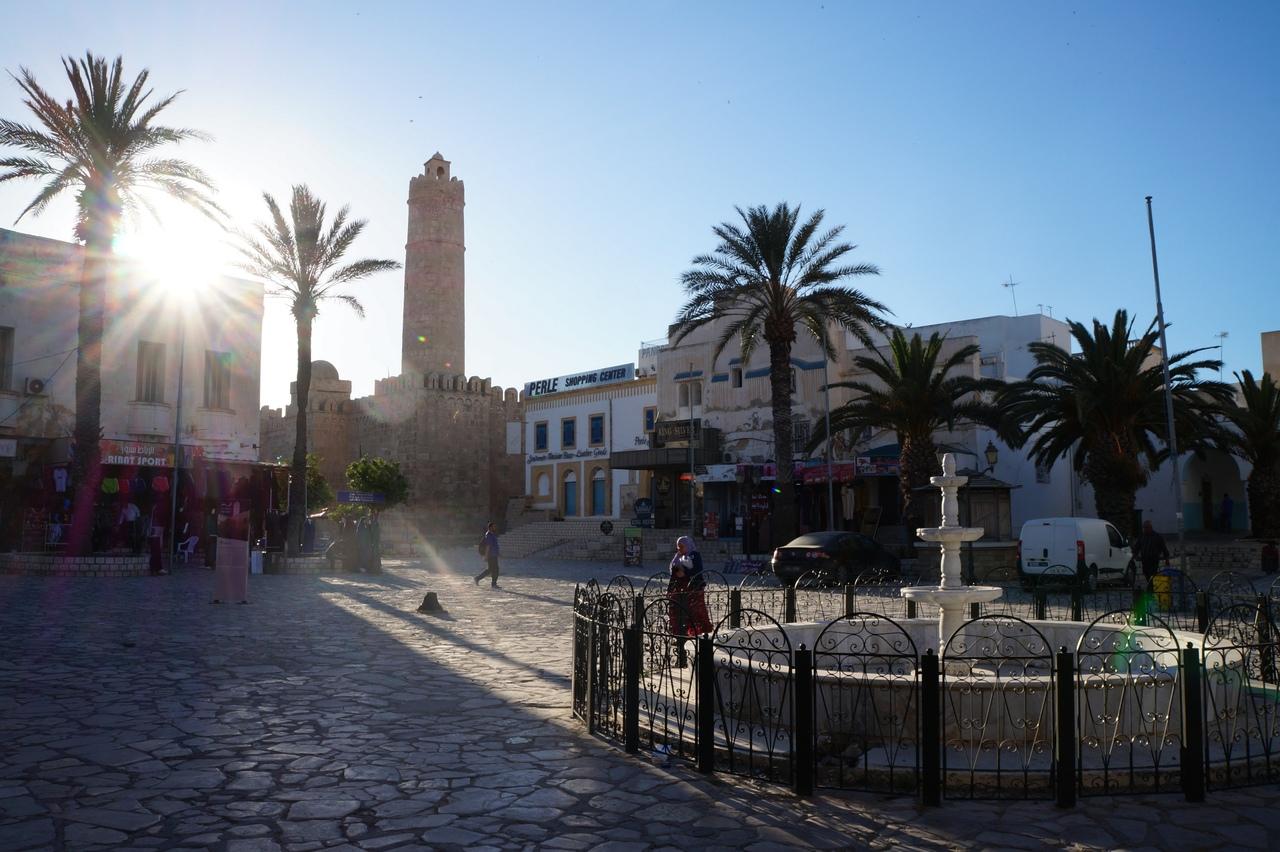 Прогулка по древнему Сусу в Тунисе