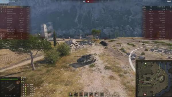 World of Tanks - Excalibur - Новая прем ПТ - Обзор