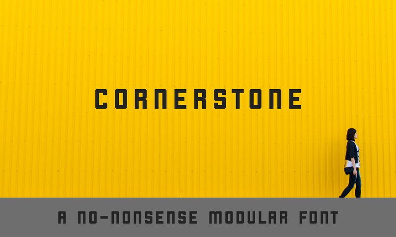 Download Cornerstone font (typeface)