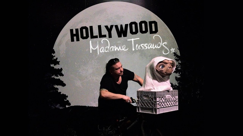 Музей мадам Тюссо в Голливуде (Лос-Анджелес)