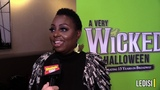 Adam Lambert and Ledisi interview at BroadwayWorld, A VERY WICKED HALLOWEEN SPECIAL