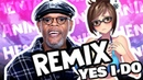 Does Samuel L Jackson Like Anime - Yes i Do Hentai to - Funny Song Remix