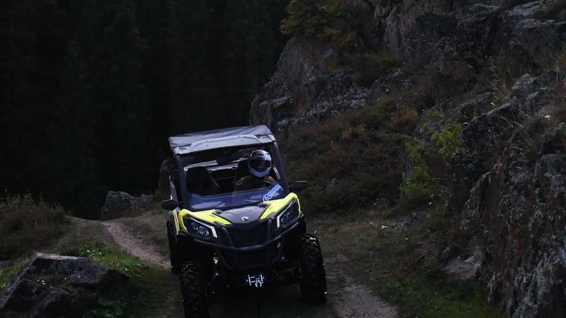 Trail Review 720p HQ