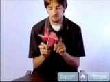 Easy Origami Folding Instructions : How to Make an Origami Windmill
