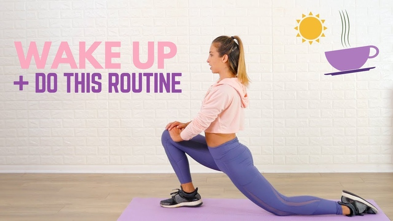 Amazing Morning Routine Warmup ENERGY BOOST