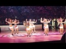 Miami Heat Dancers @t All Star Game Paris 2012