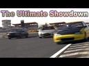 [ENG CC] The Ultimate Showdown - Spoon EG6, NSX R , GT-R R33 V-Spec, Mine's GT-R R33 HV13
