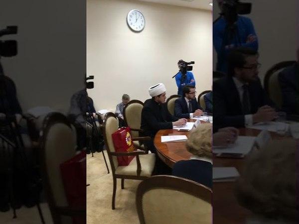 Заседание Общественного Совета Госадмтехнадзора. Часть 2