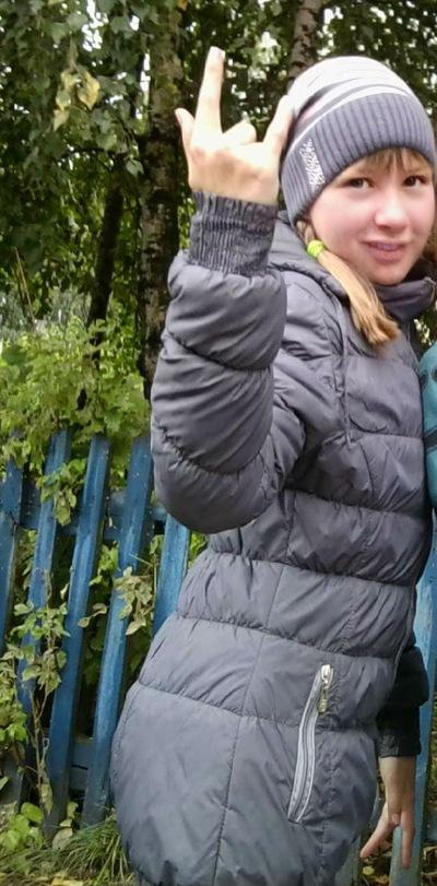 Алина Горюнова, 16 декабря , Москва, id202479690