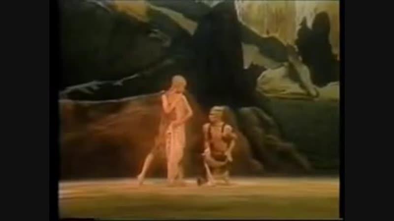 L' apres-midi d'un Faune - ballet (Rudolph Nureyev)