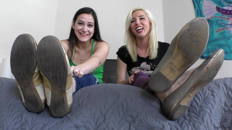 Roommates Sweaty Flats Feet Chastity Slave