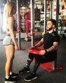 """? Персональный Тренер on Instagram: """"Ловите вариант парной тренировки, где работает и нарягается девушка ? (а не парень, как на двух прошлых видео)..."""