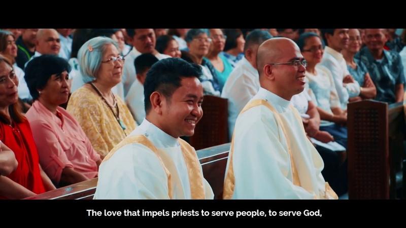 Societas Verbi Divini (SVD) - Tagaytay City SACERDOTAL ORDINATION - 02 February 2019