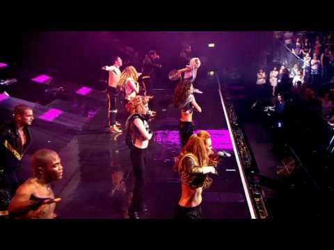 Girls Aloud - Something Kinda Ooooh [Out Of Control Tour DVD]