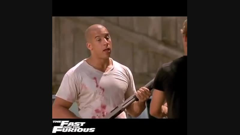 The Fast and the Furious 2001 Drive by Shooting Scene