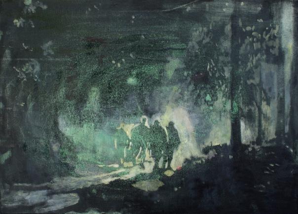 Miriam Vlaming ( 18. 09.1971 г.р. ) — голландская художница. Живет и работает в Берлине. Miriam Vlaming училась живописи и графике в высшей школе графики и книжного искусства Лейпцига у Arno