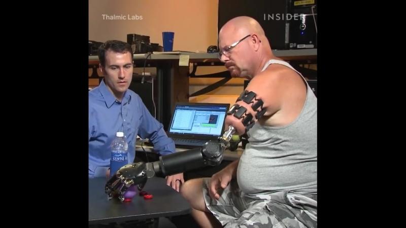 Myo Armband by Thalmic Labs