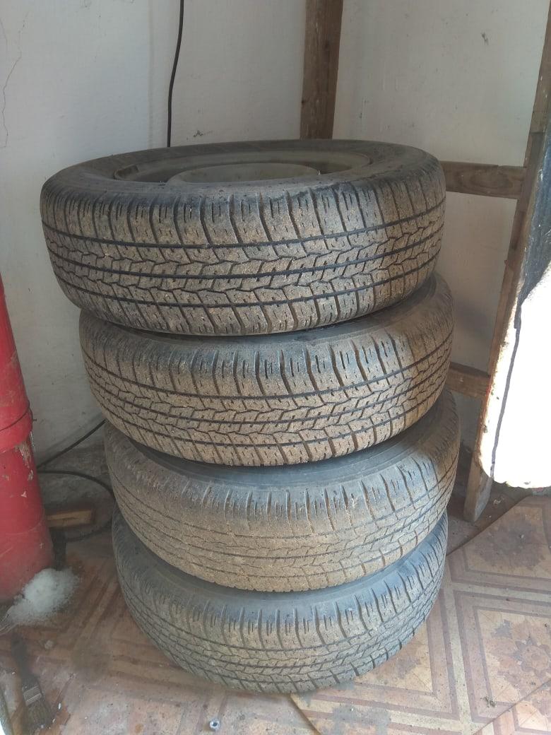 Купить 4 колеса летней резины кама 175-70 R13 | Объявления Орска и Новотроицка №2040
