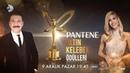 Kanal D PanteneAltınKelebek Ödül Töreni Çağla Şıkel ve Cem Davran'ın sunumuyla 9 Aralık Pazar akşamı canlı yayınla