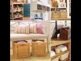 Организация и хранение вещей в доме. Покупки для дома. 2014./Хранение обуви. Кухня. Уборка.
