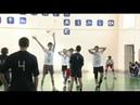Волейбол. Районные соревнования. Юноши. 12.3.2016. (часть 1) Спортзал 21 школы