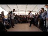 | Awesome Battle | 31.08.13 | Popping | Zin Shen vs Singa |