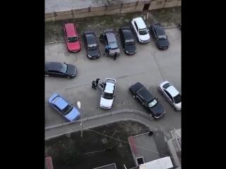 Задержание на ЗЖМ. Взяли непонятных типов - 11.04.18 - Это Ростов-на-Дону!