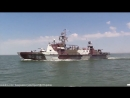 Украинские военные корабли прошли под Крымским мостом   23 сентября   Вечер   СОБЫТИЯ ДНЯ   ФАН-ТВ