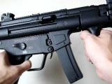 Mp5K GBB SMG (G55) -CRW Channel