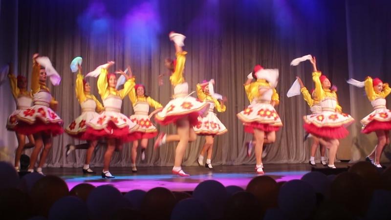 Отчётный концерт Ниагары 2018. Народный танец