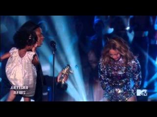 2014 MTV VIDEO MUSIC AWARDS WRAP - BEYONCE, MILEY CYRUS, NICKI MINAJ THRILL