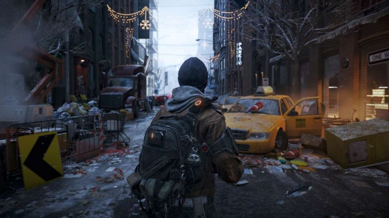 Live Stream Sinistrel! Tom Clancy's The Division! ночные снайперы прям!
