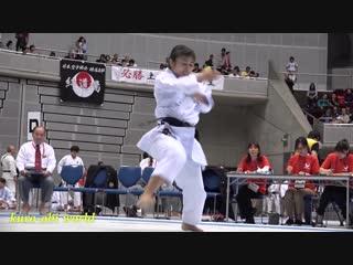 Karate Kata (Kanku-dai)