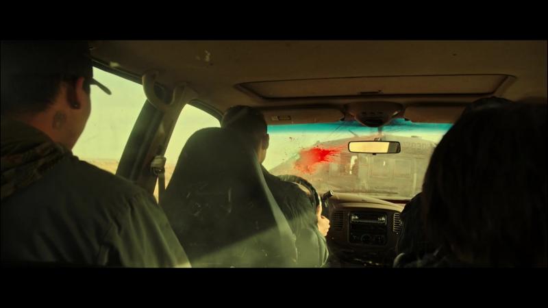 Sicario 2 Soldado scene отрывок