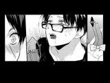 Shingeki No Kyojin [Yaoi]_ Doujinshi -- Lentes _ErenxLevi _[Español]
