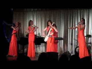 QuintElle_Korobushka_Russian folk song[LIVE in Moscow 17/04/13