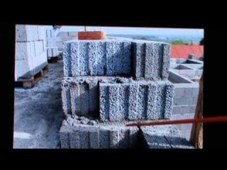 Строительство из керамзитобетонных блоков. ЗАО