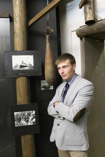 Дима Побудилин, 13 декабря , Екатеринбург, id25646044