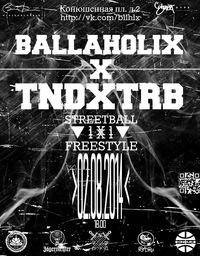 Ballaholix x TNDTRB