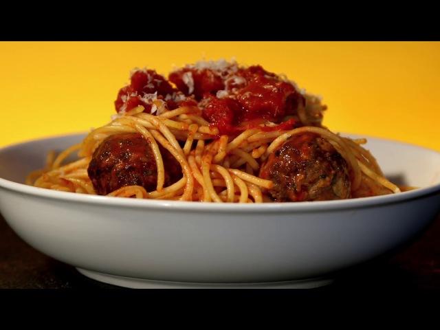 What if Tarantino made Spaghetti Meatballs?