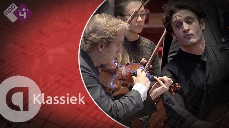Sibelius: Water Droplets - Nicolas Altstaedt and Tjeerd Top - Live concert HD