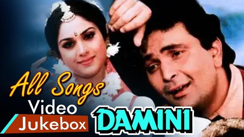 Damini Jukebox - Full Songs Jukebox   Rishi Kapoor, Meenakshi Sheshadri, Aamir Khan Sunny Deol